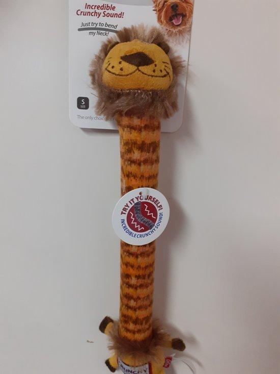 Gigwi Crunchy nek Leeuw Maat s