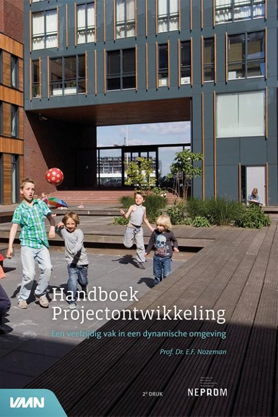 neprom handboek projectontwikkeling