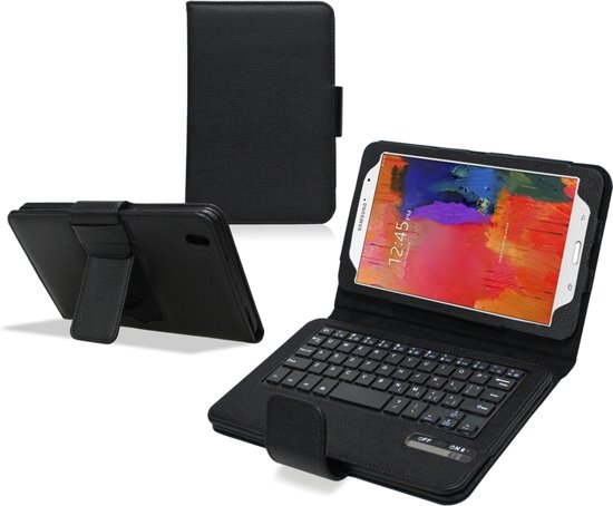 Removable Bluetooth Keyboard Case Samsung Galaxy Tab Pro 8.4