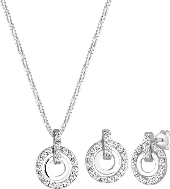 zilveren sieraden set