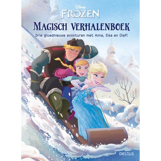 Boek cover Disney Frozen magisch verhalenboek van Walt Disney Studios (Hardcover)