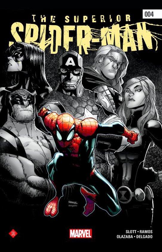 Spider-Man - The superior Spider-Man 004