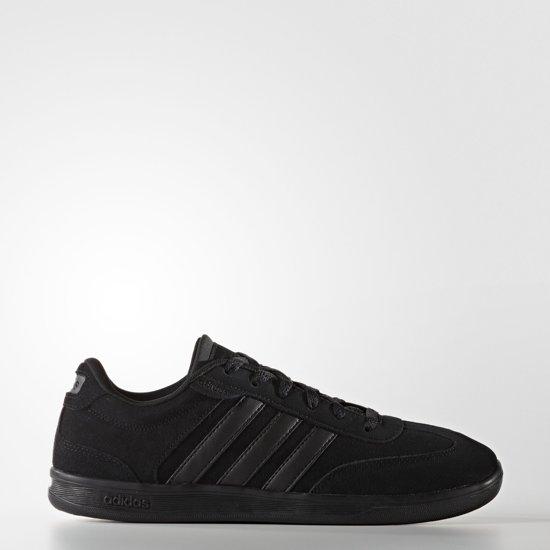 adidas cross court zwart