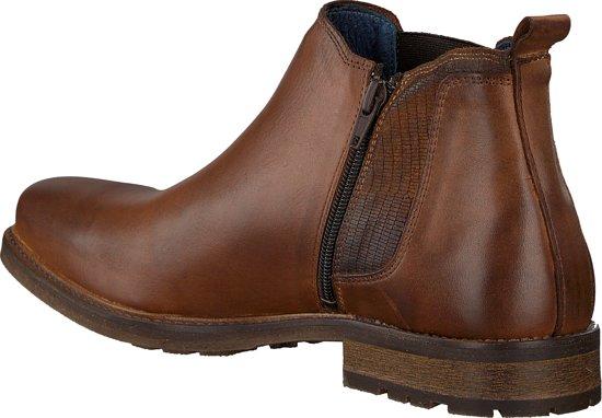 Boots 730 41 Maat Chelsea Heren Omoda Cognac ZqSwU6UE