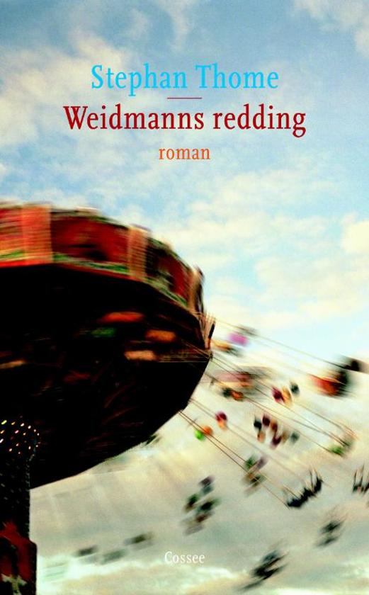Boek cover Weidmanns Redding van Stephan Thome (Onbekend)