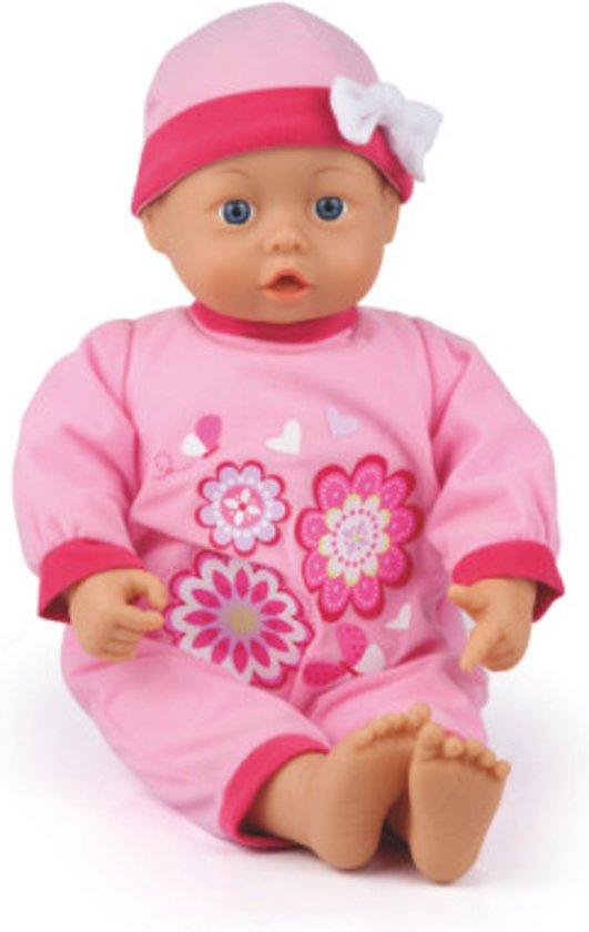 Bayer Babypop Eerste Woordjes - 38cm