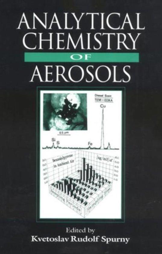 Analytical Chemistry of Aerosols