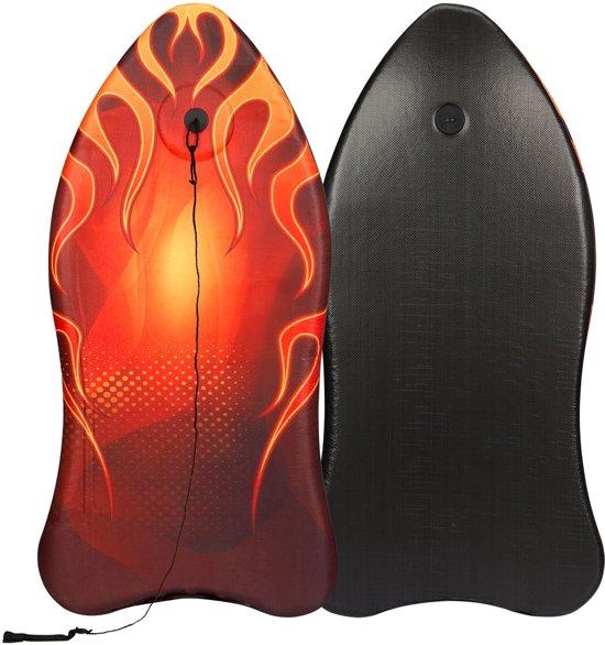 Waimea Bodyboard - Ergo Shape II - Blauw/Paars/Marine