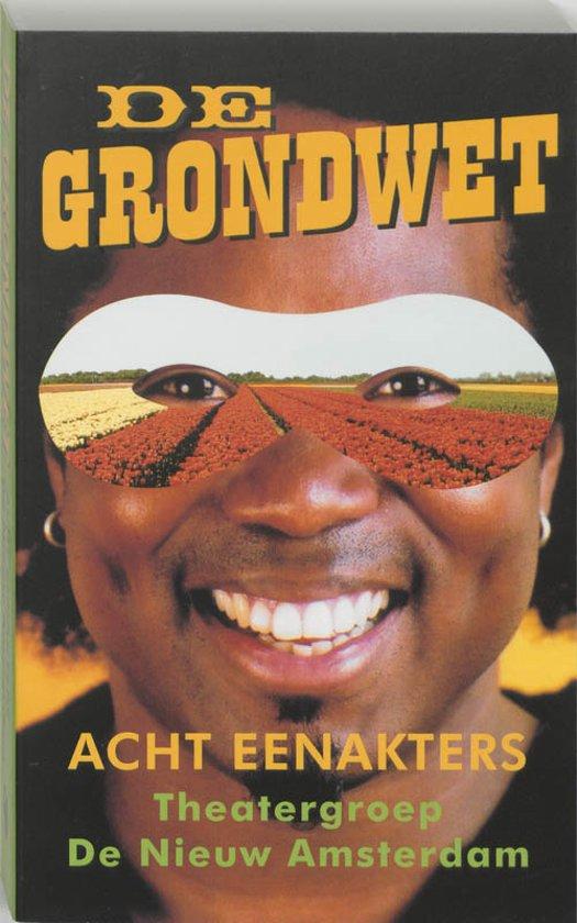 Cover van het boek 'De Grondwet'