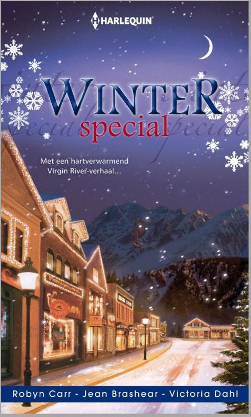 Winterspecial: Kus om middernacht* / Winterse flirt / Liefde maal twee, 3-in-1