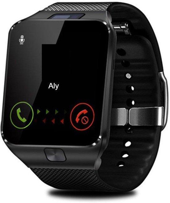 Smartwatch-Trends DZ09 - Smartwatch - Zwart