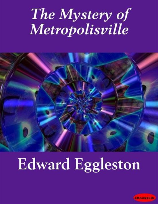 Bol Com The Mystery Of Metropolisville Ebook Edward border=