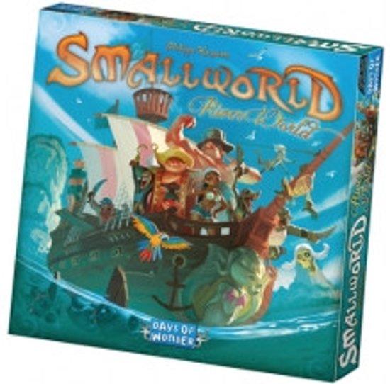 Small World - River World - Engelstalig