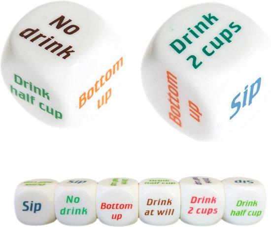 Dobbelsteen - Drankspel