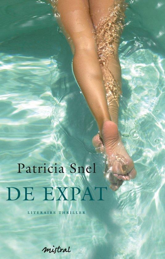 De expat - Voorkant