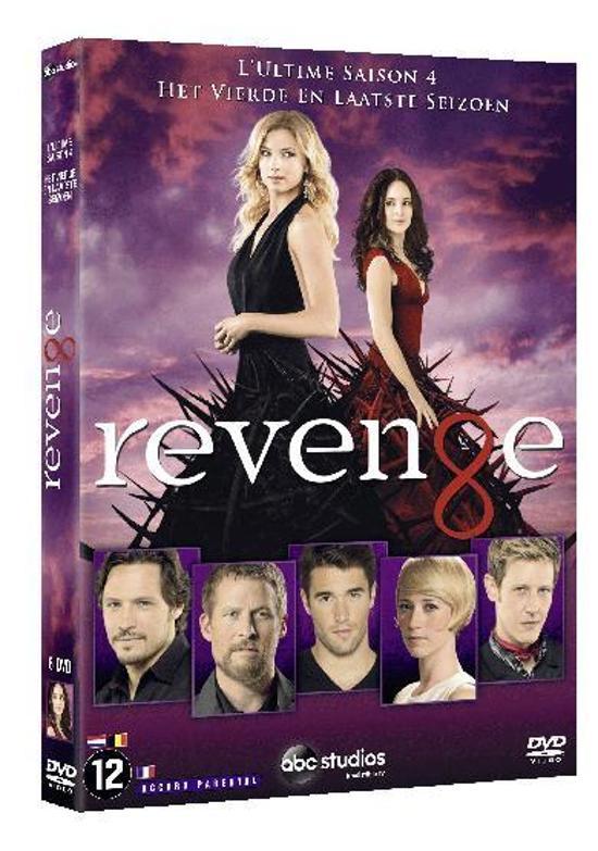 Revenge - Seizoen 4