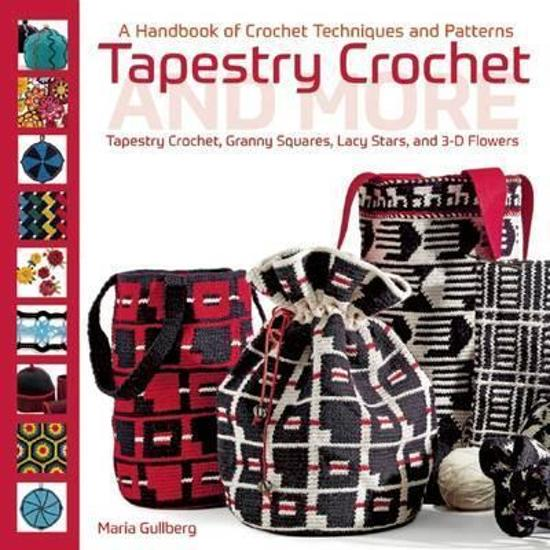 Bolcom Tapestry Crochet And More Maria Gullberg 9781570767678