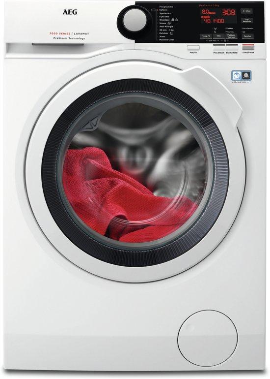 AEG L7FB84EW 7000 Serie - Wasmachine
