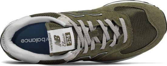 42 zwart 5 Heren Classics Balance Sneaker Sneakers Maat New 574 Mannen Groen 0O18xw4P