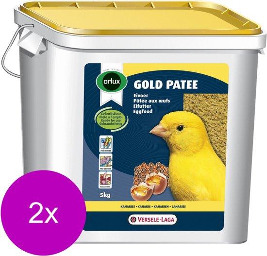 Versele-Laga Orlux Gold Patee Geel - Vogelvoer - 2 x 5 kg