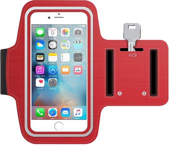 Universele Smartphone Armband - Rood