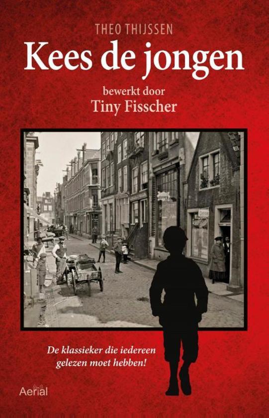 Boek cover Kees de jongen van Theo Thijssen (Paperback)