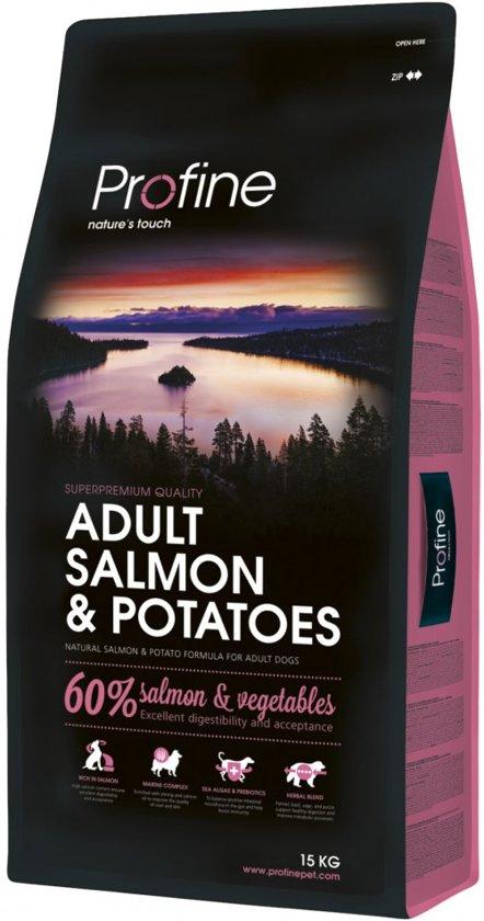 Profine Adult Salmon & Potatoes 3kg/15kg Inhoud - 15 kg