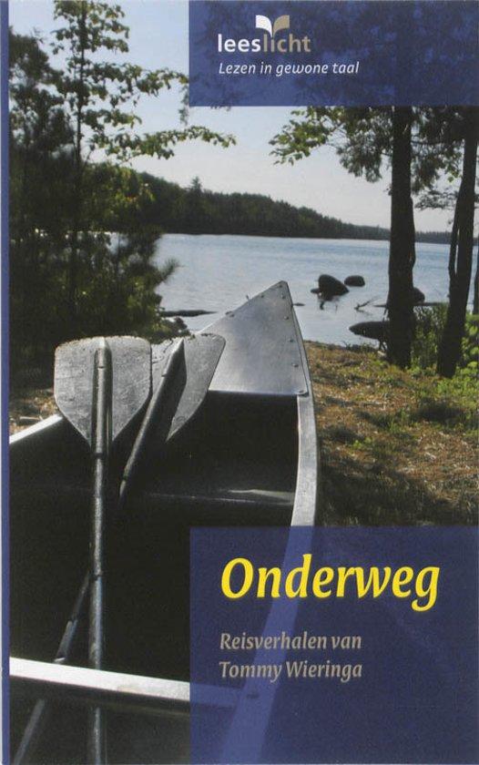 Boekomslag voor Onderweg
