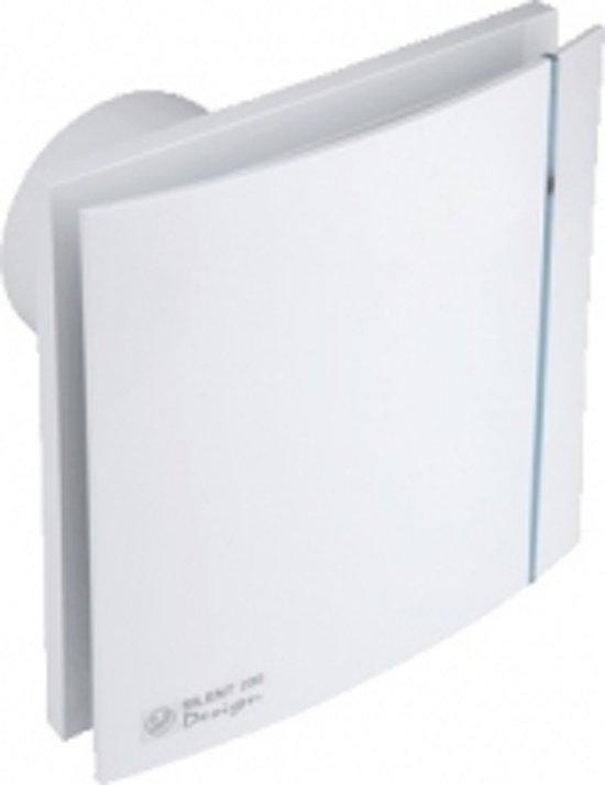 Soler & Palau Silent badkamerventilator - Design - 200chz