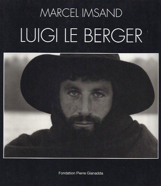 Boek cover Luigi Le Berger van Marcel Imsand (Paperback)