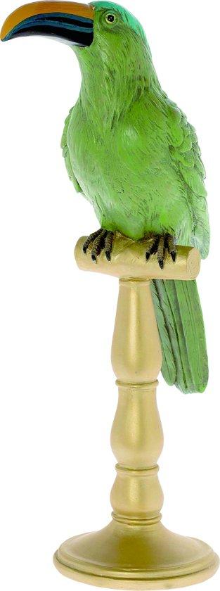 Riverdale Toekan Rebel - groen - 42cm