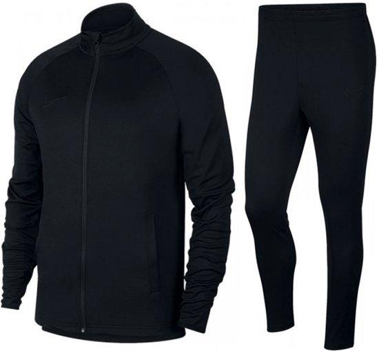 Nike Academy Trainingspak Maat L Mannen zwart