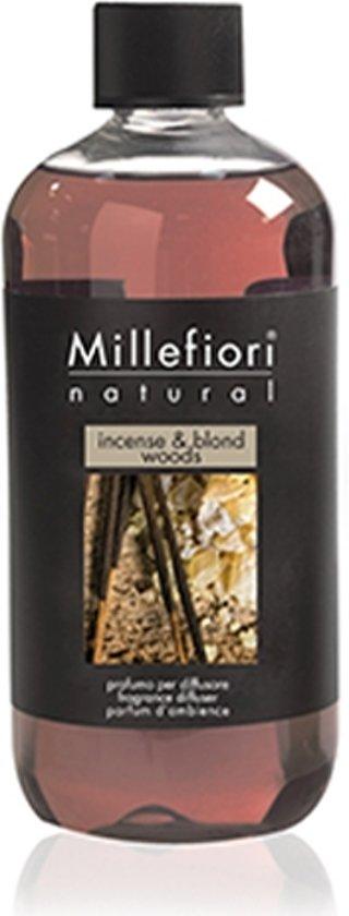 Millefiori Milano Natural navulling Incense & Blond Woods