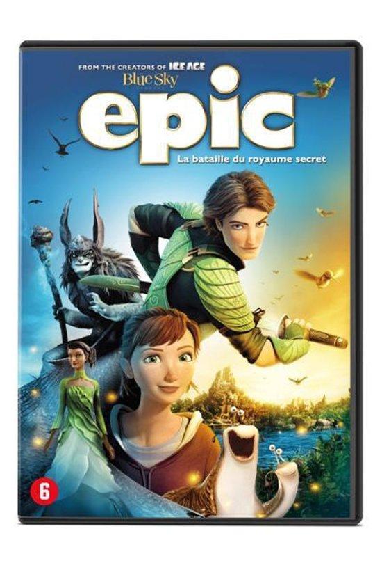 DVD cover van Epic