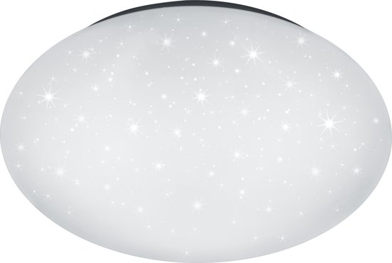 Reality PUTZ - Plafonnière - SMD - LED geïntegreerd - wit