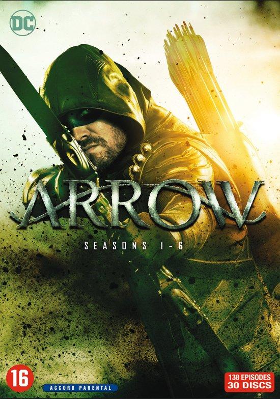 Arrow - Seizoen 1 t/m 6