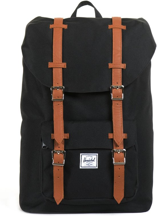 c4c3d2f23b2 bol.com | Herschel Supply Co. Little America Mid-Volume - Rugzak - Black