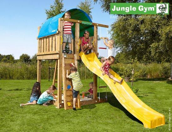 Jungle Gym Villa Fuchsia