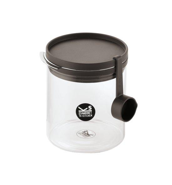 Voorraadpot Met Maatlepel - Sambonet - 750 ml