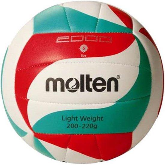 Molten VolleybalKinderen - wit/groen/rood
