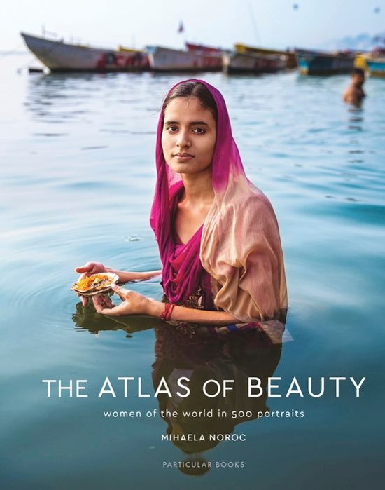 Boek cover The Atlas of Beauty van Mihaela Noroc (Onbekend)