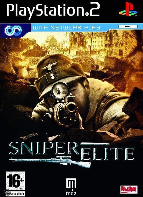 Sniper Elite /PS2