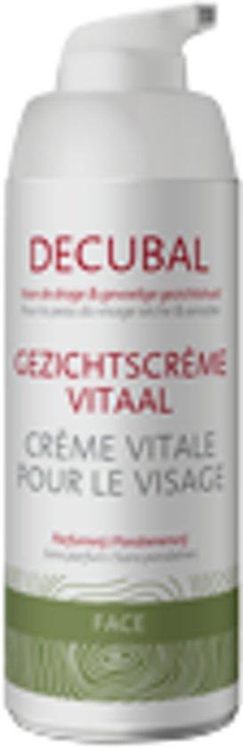Decubal Vitaal Gezichtscreme - 50 ml - Dagcrème