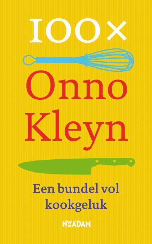 Boek cover 100 x Onno Kleyn van Onno Kleyn (Paperback)