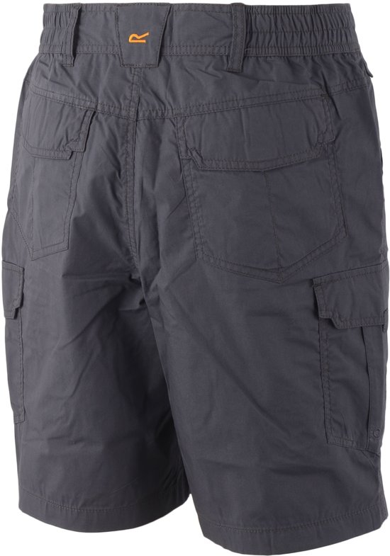 Delph Outdoorbroek Mens Grijs Short Regatta Heren 1P5wxq