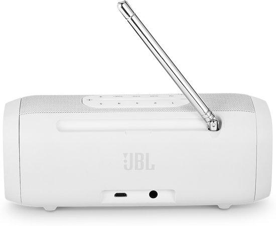 JBL Tuner DAB-radio met Bluetooth wit
