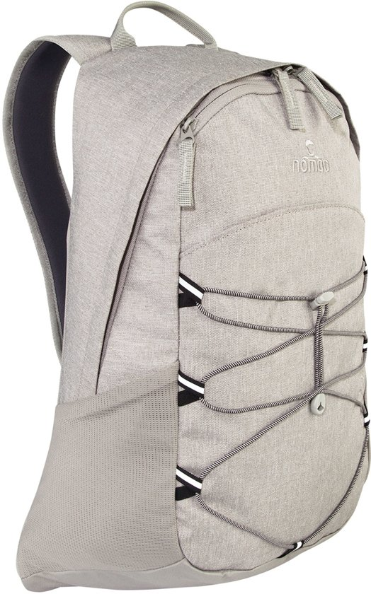 Nomad Backpack - Unisex - licht grijs