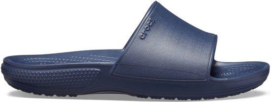 Crocs Slippers - Maat 41 - Unisex - donker blauw