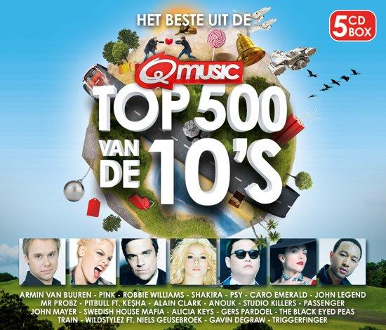 Qmusic Top 500 Van De 10's