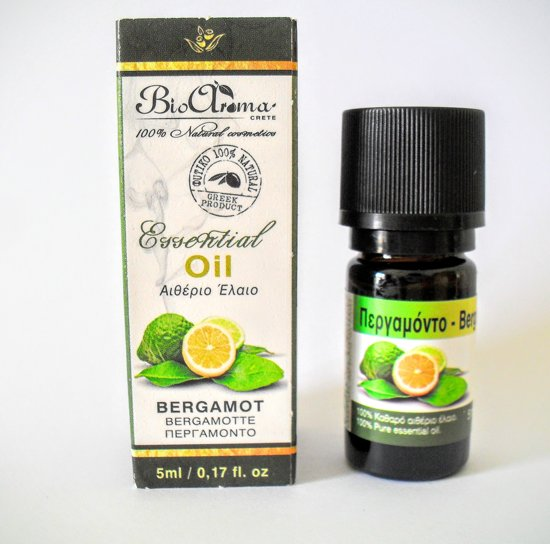 Bergamot essentiele olie